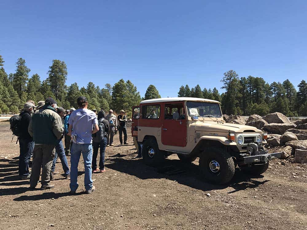 overland expo education