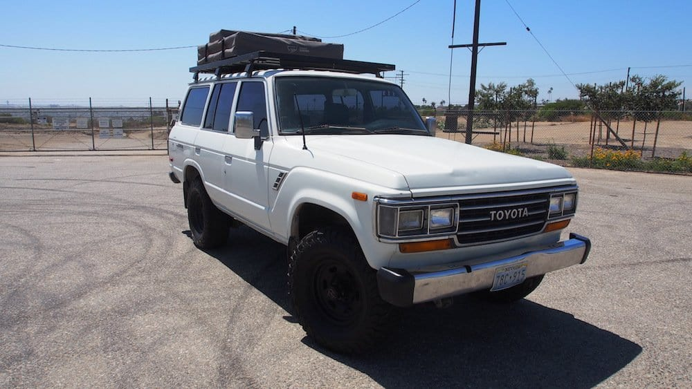 FJ62 Land Cruiser