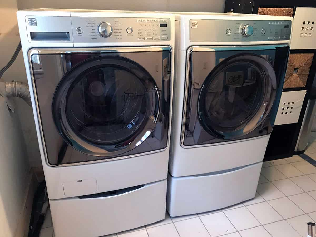 kenmore amazon washer dryer