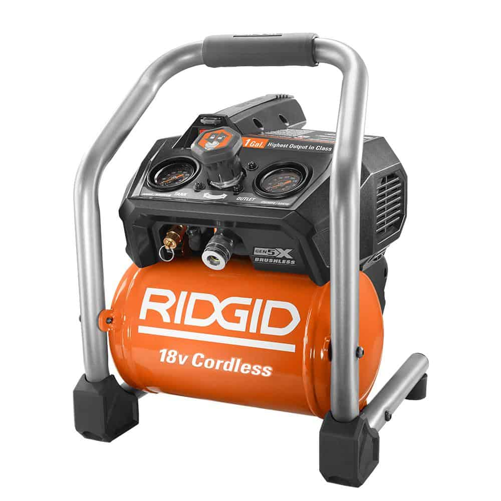 ridgid portable air compressors r0230 64 1000