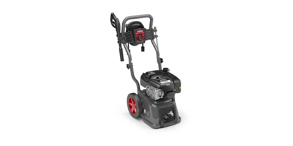 Briggs and Stratton 3100 PSI pressure washer Review 1