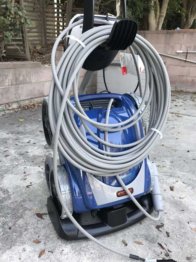 Polaris 9650iq Sport Robotic Pool Cleaner Review
