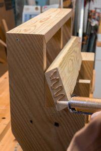 glue steps