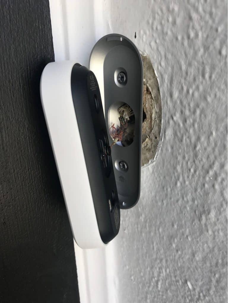 Wiring In Doorbell