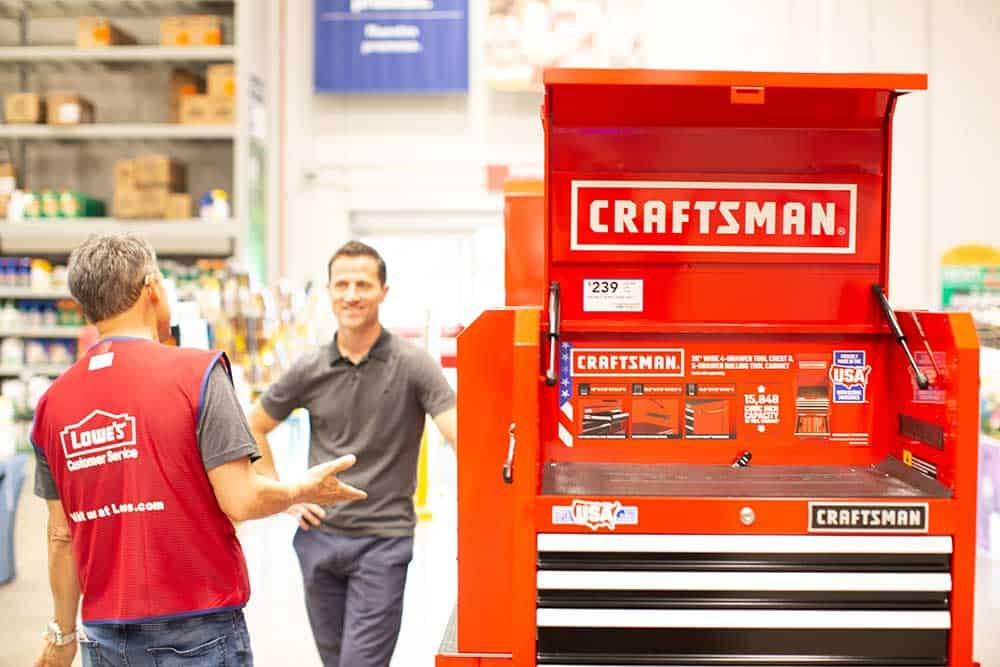 craftsman lowes