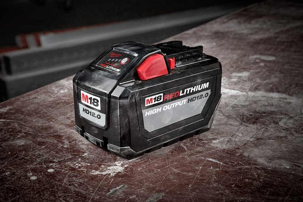 Milwaukee Tool Cordless Table Saw and Chainsaw