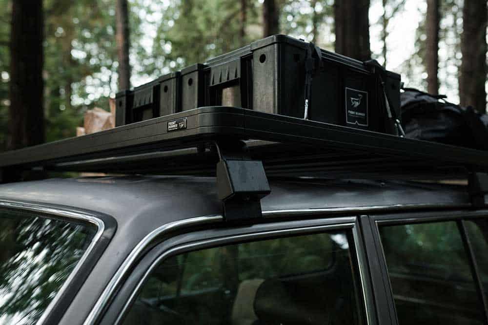 heavy duty roof rack