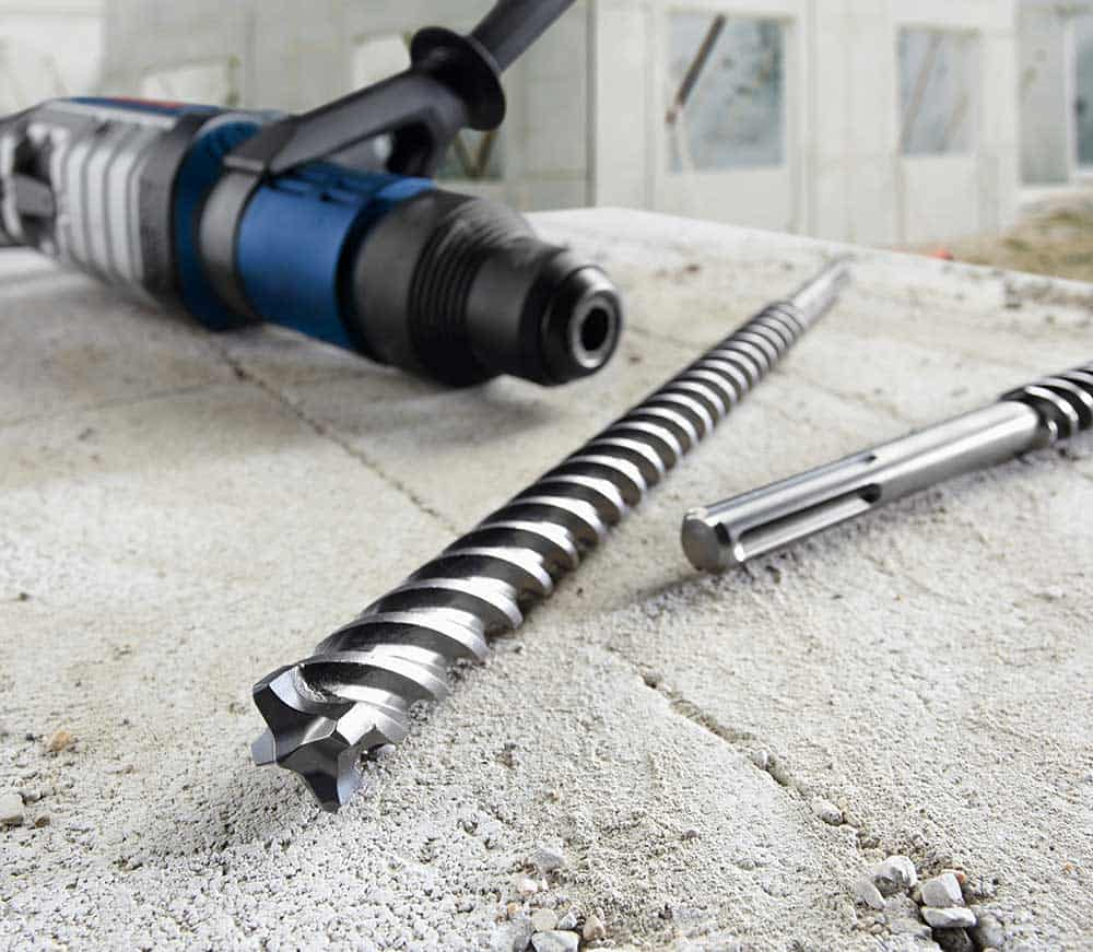 carbide drill bit