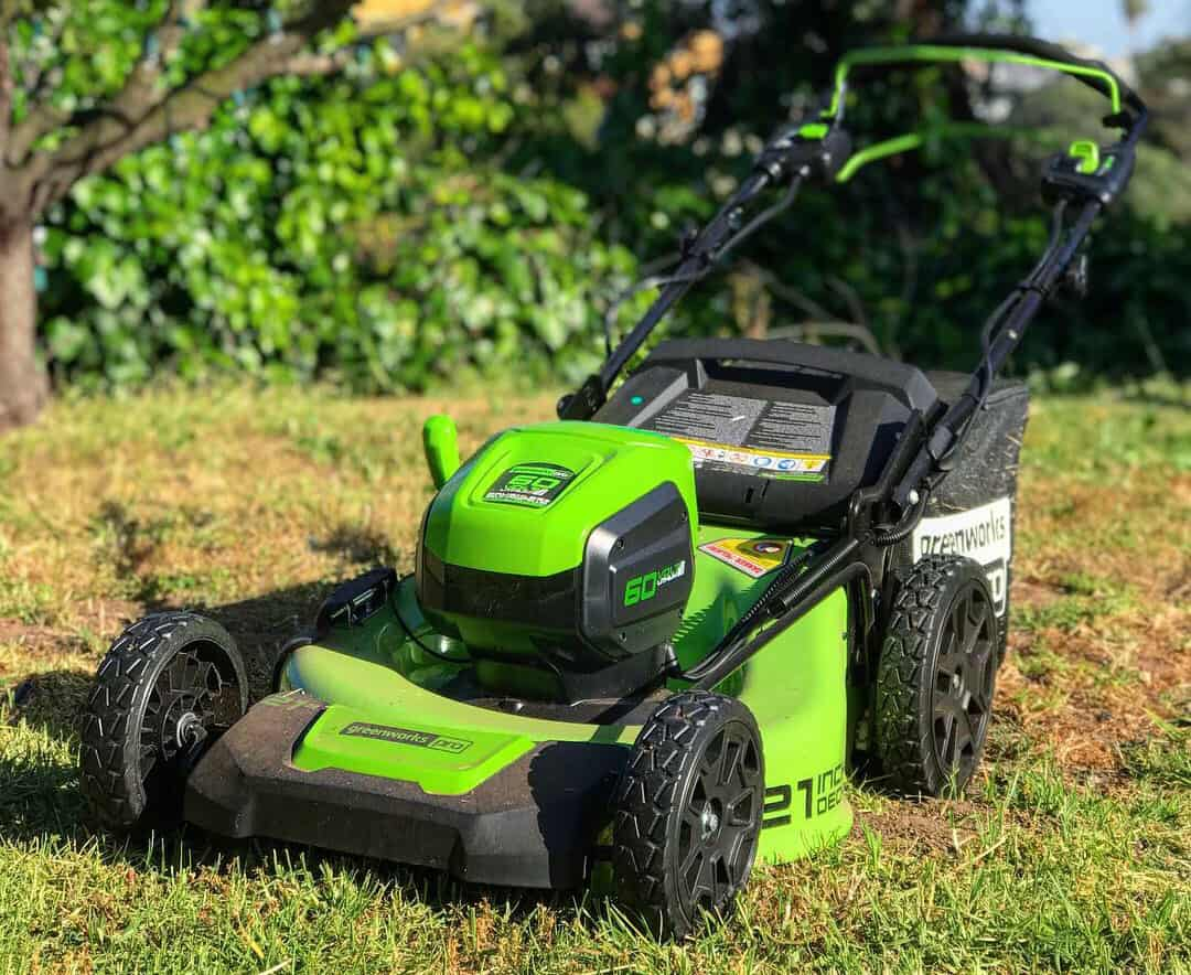 mower featured