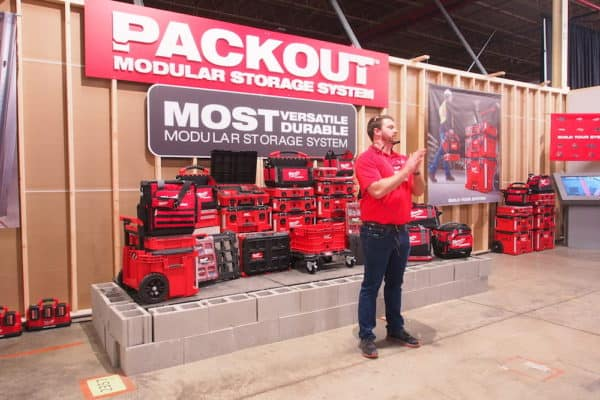 Milwaukee Tool New Product Symposium