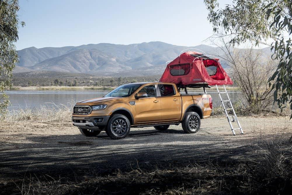 2019 Ford Ranger FX4 SuperCrew