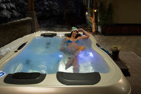 your hot tub