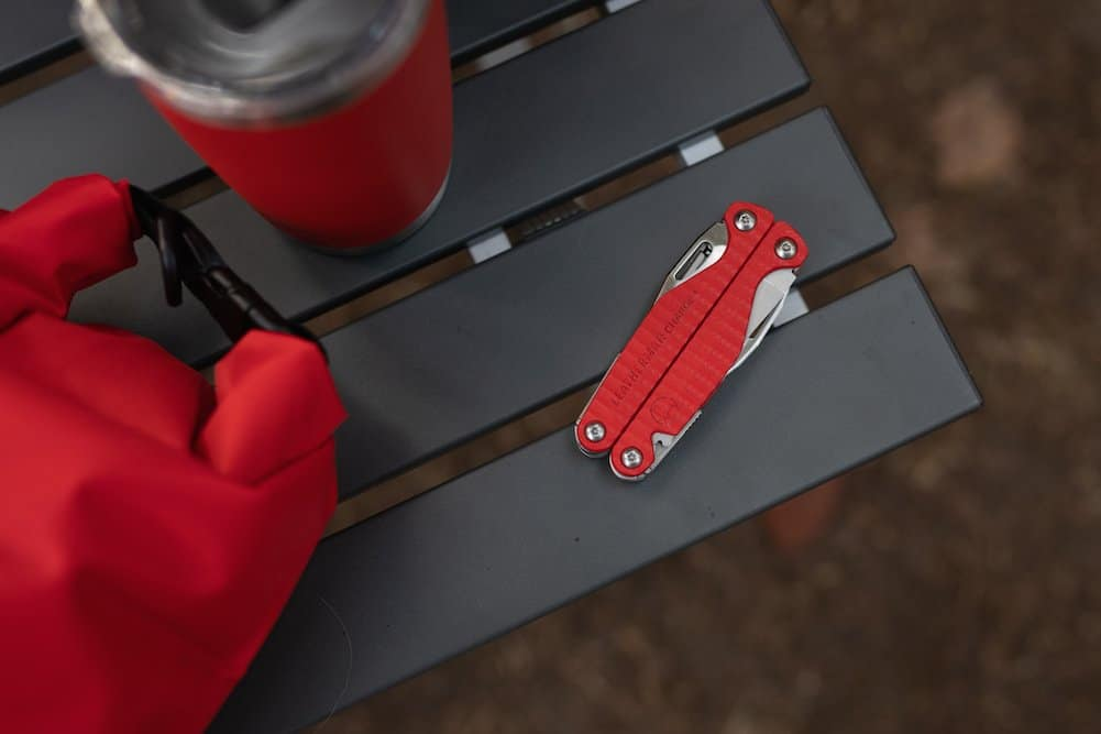 Leatherman Charge Plus G10 Red 2