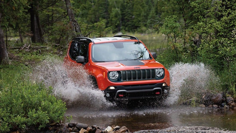 2019 Jeep Renegade Gallery Capability Trailhawk Orange Waterfording.jpg.image .2880