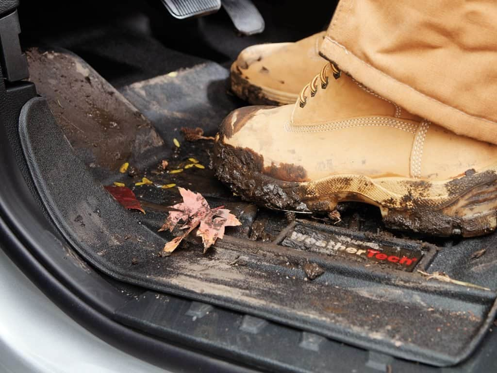 Fall Truck F150 Floorliner WorkBoots IMG 7 51