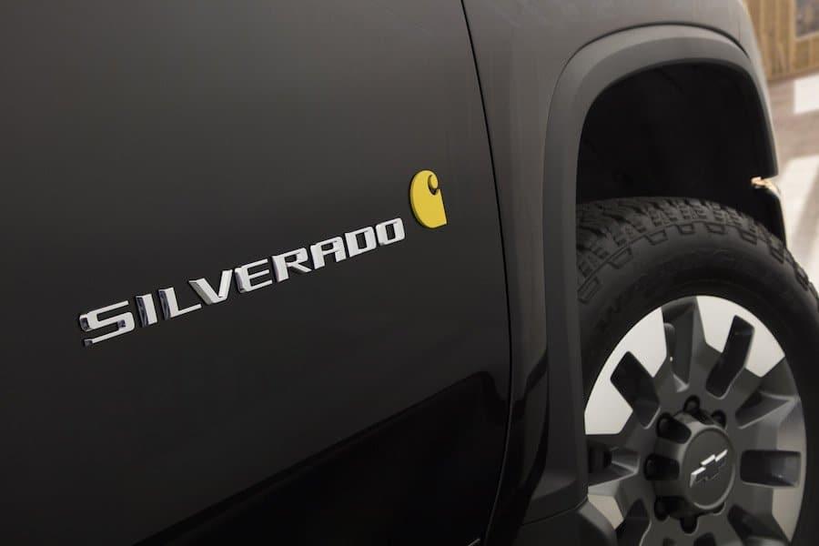 2021 Chevrolet SilveradoHD Carhartt Special Edition 003