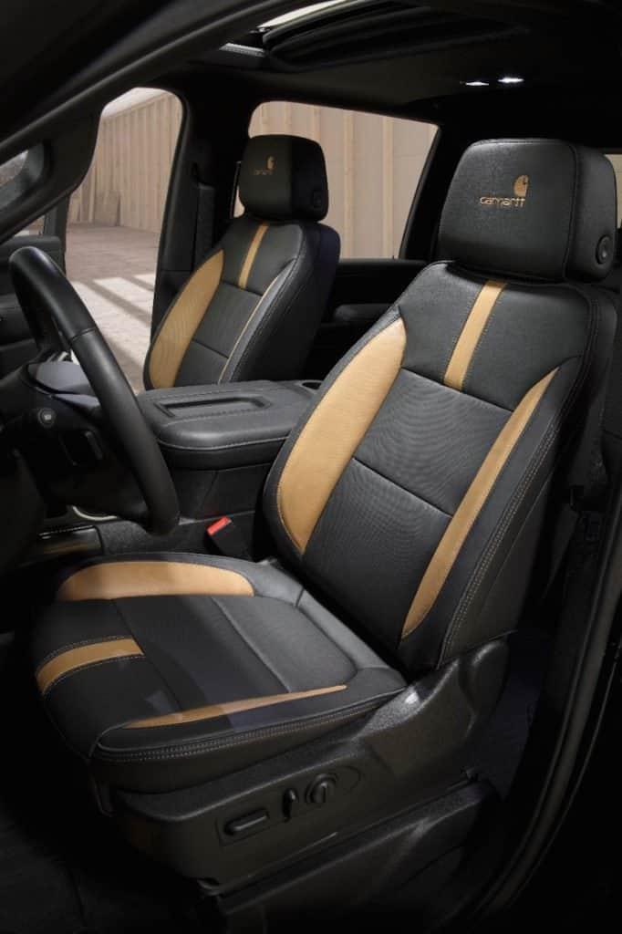 2021 Chevrolet SilveradoHD Carhartt Special Edition 010
