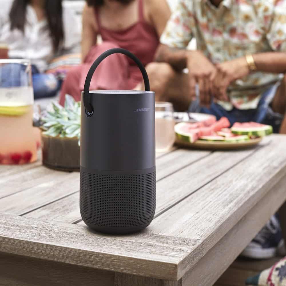 Portable Home Speaker Black 2009 10