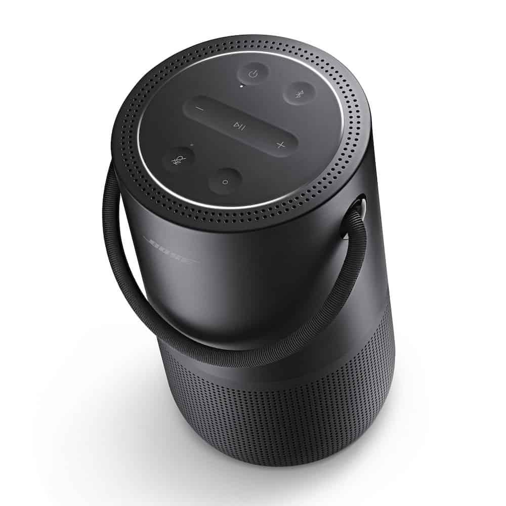 Portable Home Speaker Black 2009 2