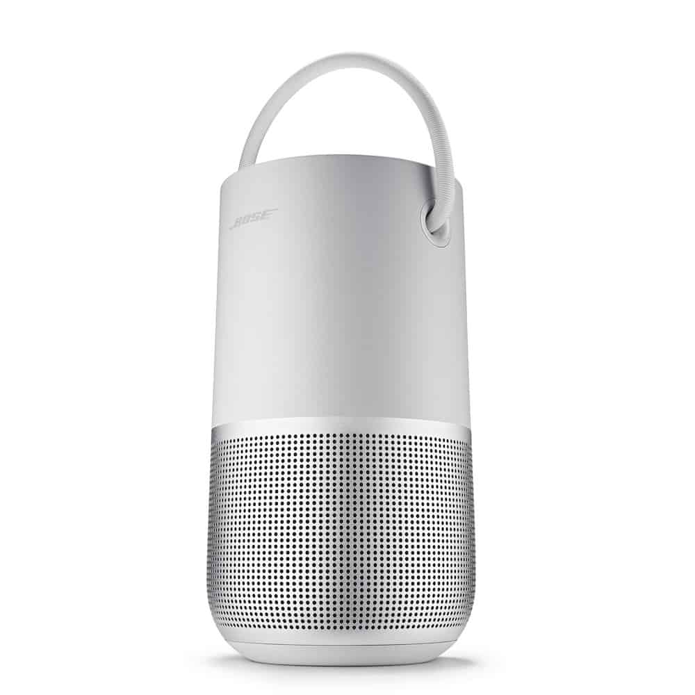 Portable Home Speaker Silver 2009 3