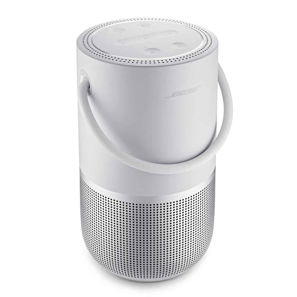 Portable Home Speaker Silver 2009 5