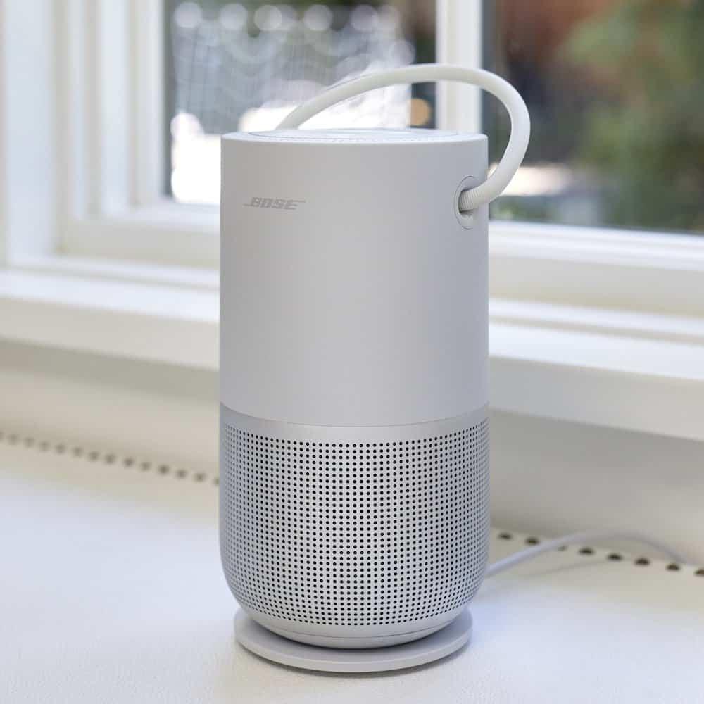 Portable Home Speaker Silver 2009 8