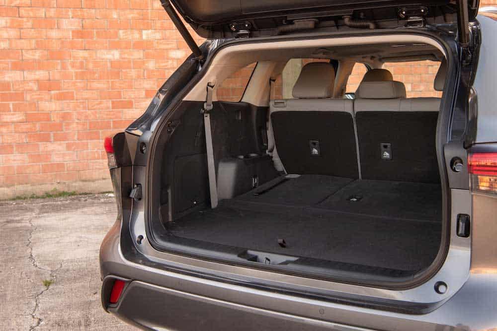 2020 Toyota Highlander Platinum AWD Gray Metallic 014 1
