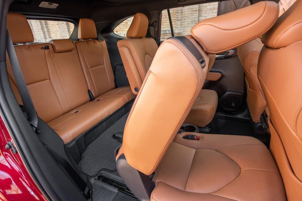 2020 Toyota Highlander Platinum Hybrid AWD Ruby Flare Pearl 070