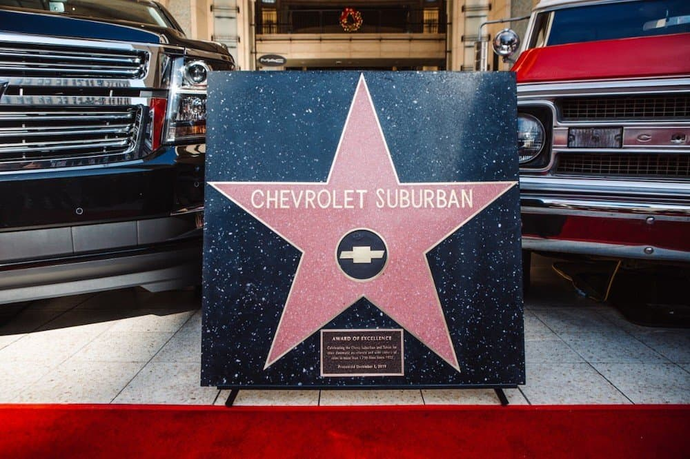 Chevy SuburbanStar 13