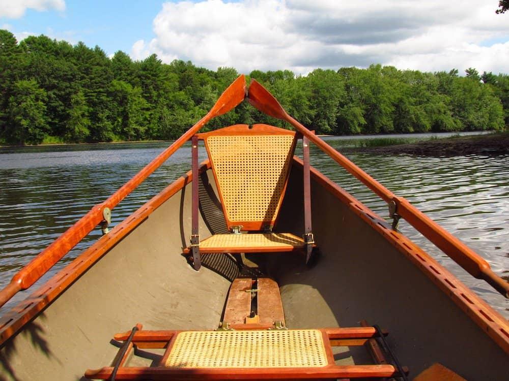Guide Boat on the Androscoggin WendyBarrett