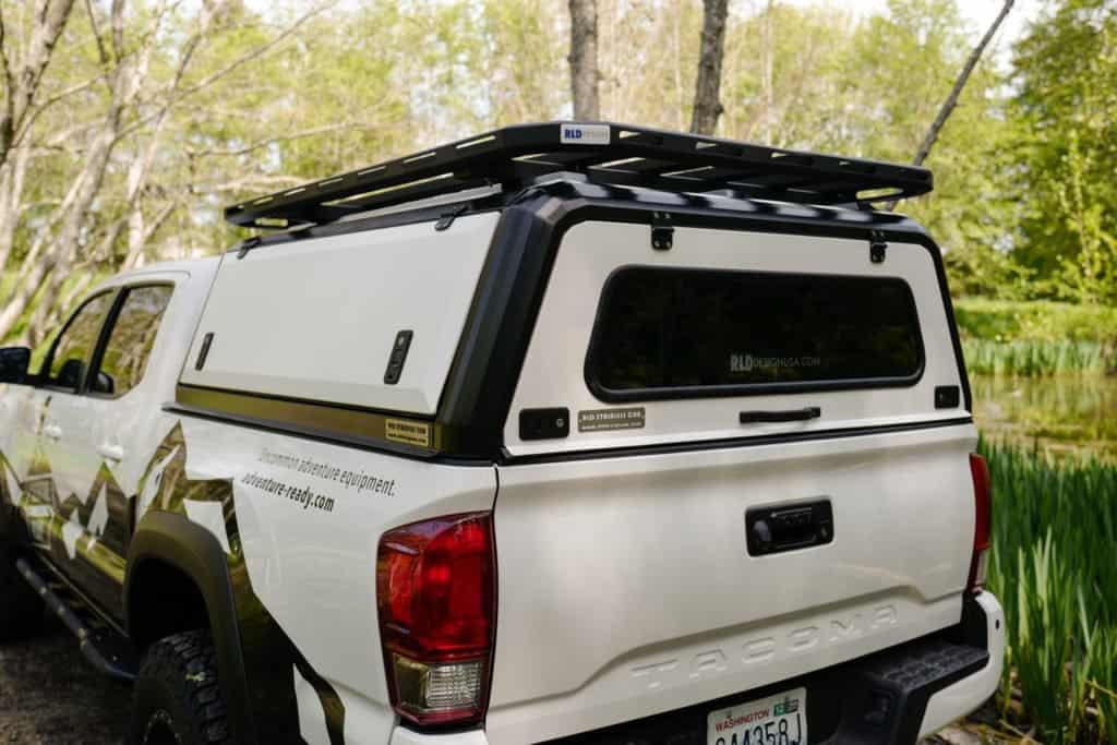 Toyota Tacoma Canopy by RLD Design 6