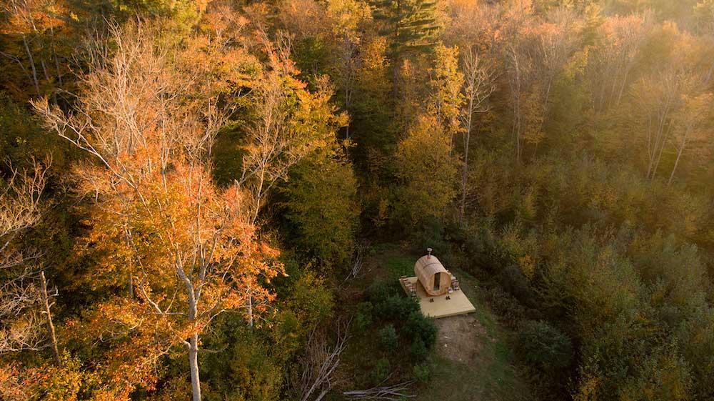 drone sauna medium