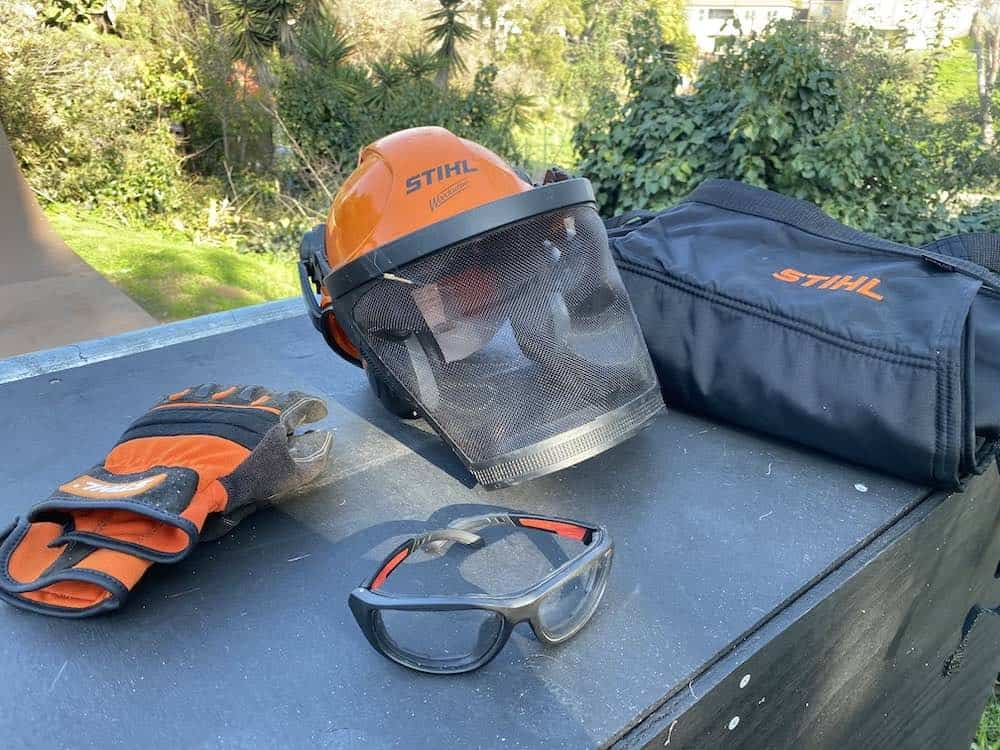 chainsaw ppe