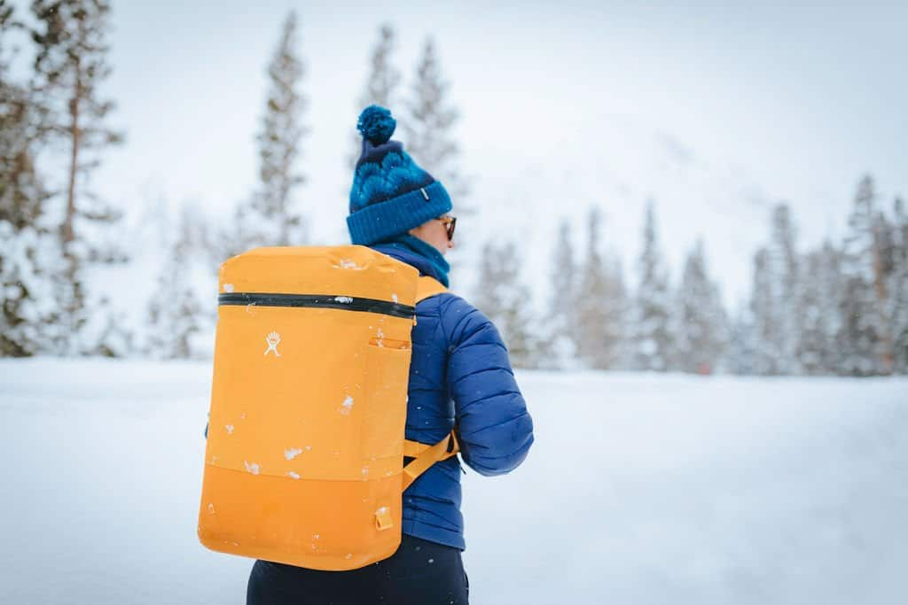 hydro flask backpack cooler