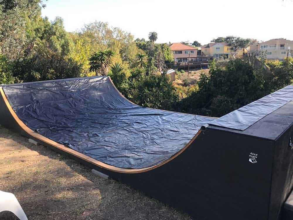 ramp tarp