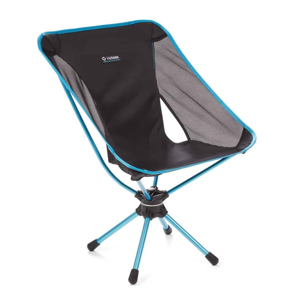 Helinox191001R1Swivel ChairBlackAngle Front 1586531790314