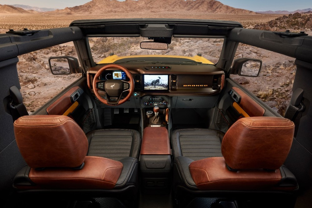 The Ford Bronco is Back