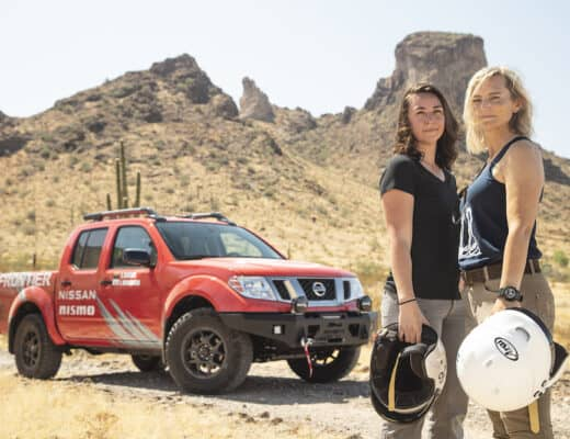 2020 Rebell Rally Nissan Frontier 2a