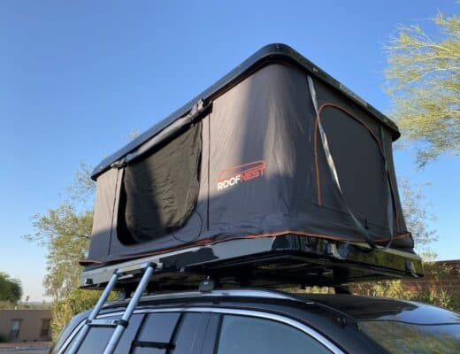 roofnest rooftop tent review
