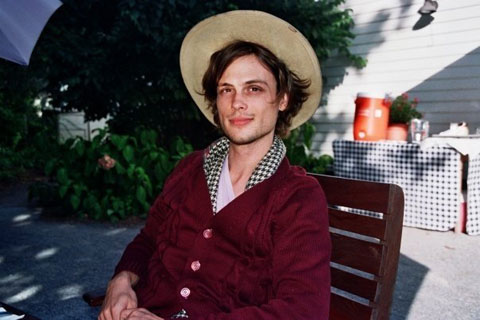matthew gray gubler halloween