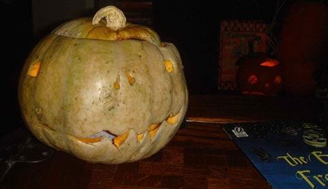 matthew gray gubler pumpkin