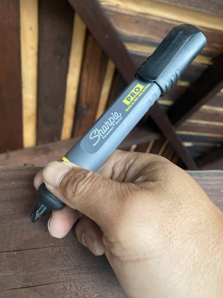 sharpie pro marker