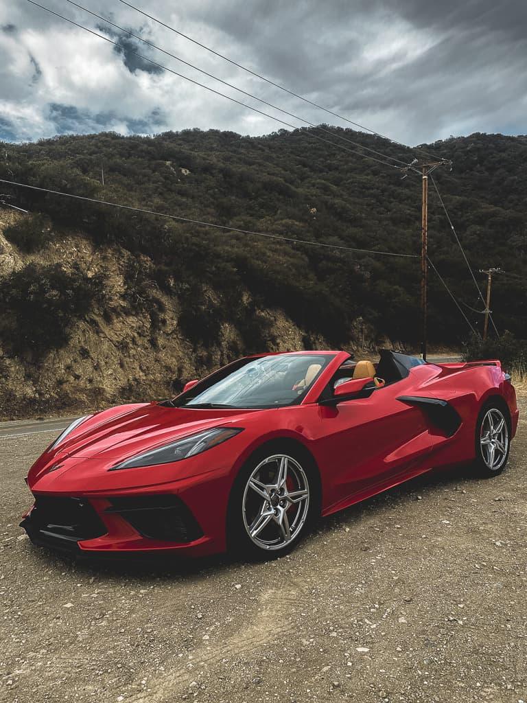 C8 Corvette 12