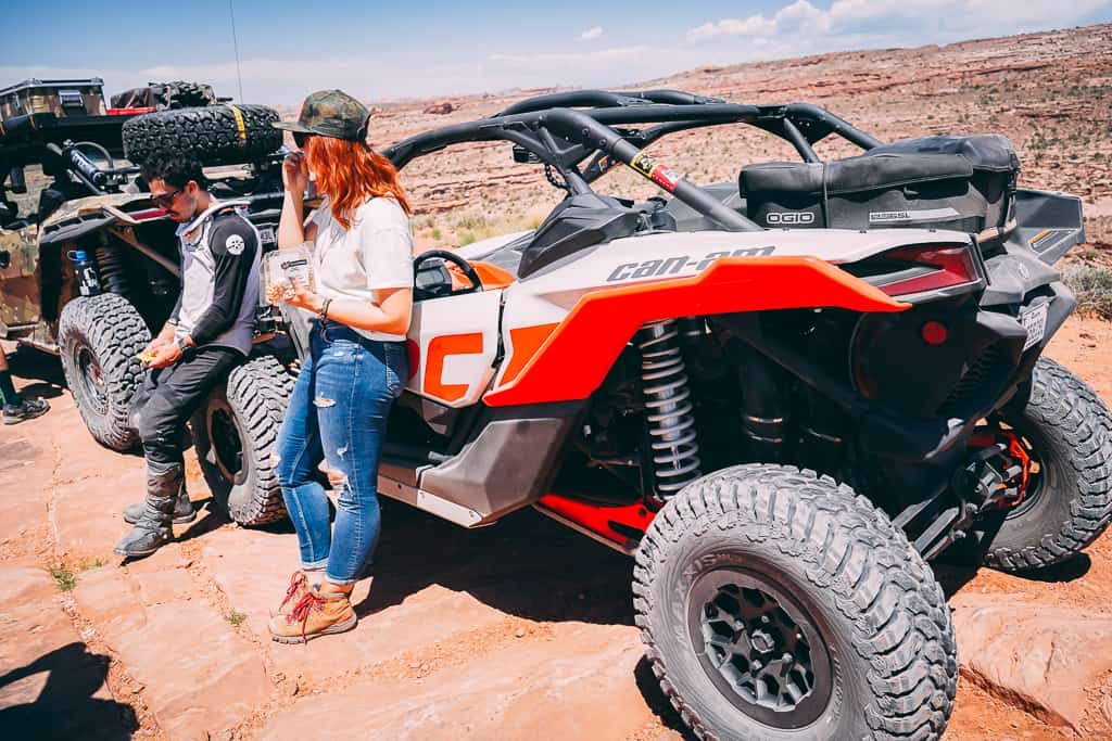 Can Am Moab 20