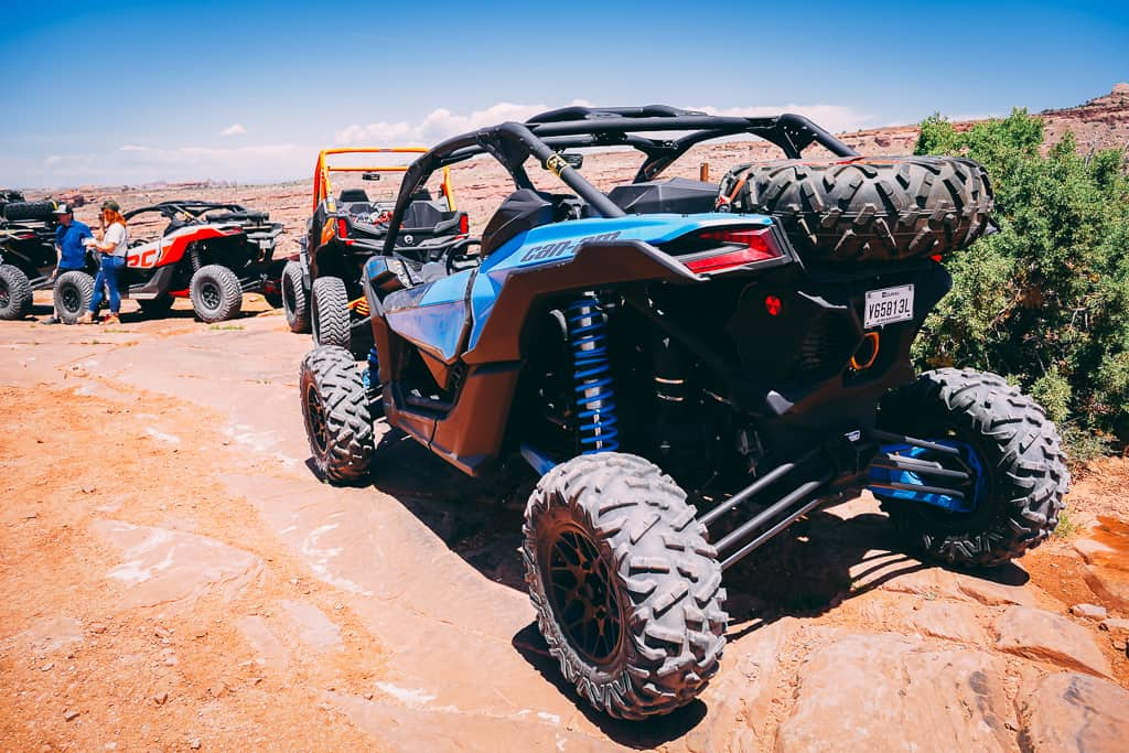 Can Am Moab 22