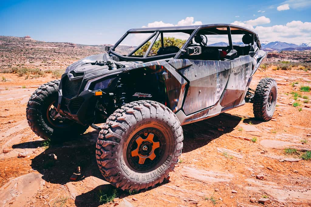 Can Am Moab 31