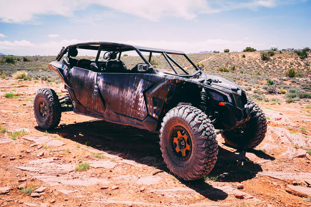 Can Am Moab 32