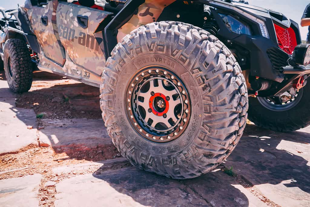 Can Am Moab 33