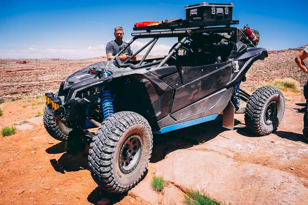 Can Am Moab 40