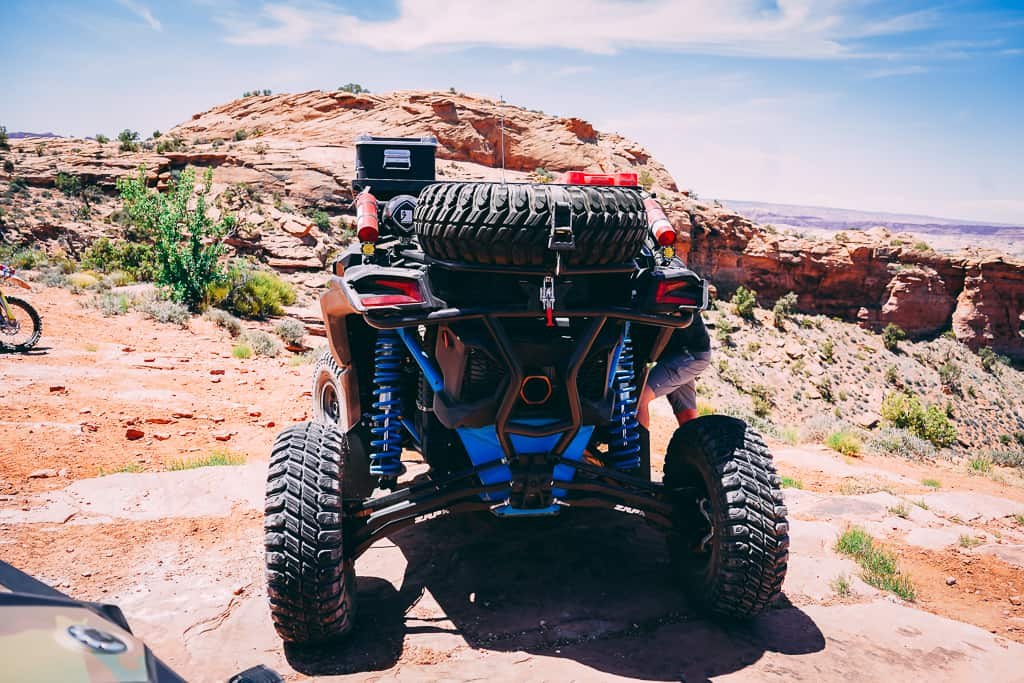 Can Am Moab 43